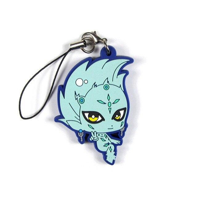 YGO Yu Gi Oh Yugioh Muto DM GX Yusei Fudo Jaden Acrylic Keyring Keychain Strap N