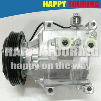 SCSA06C AC Compressor for Toyota Yaris/Echo/Mazda Miata 447180-8750 447220-6067 447220-6651 447220-6871 447260-7300 447260-7810
