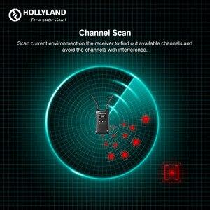 Image 5 - Hollyland 400s 400FT hdmi sdi 1080 1080p伝送カメラ映像無線hdビデオトランスミッタレシーバvs火星300 300ft