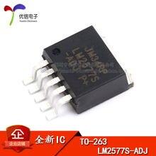 Conversor cc/cc da microplaqueta LM2577S-ADJ 3a to-263