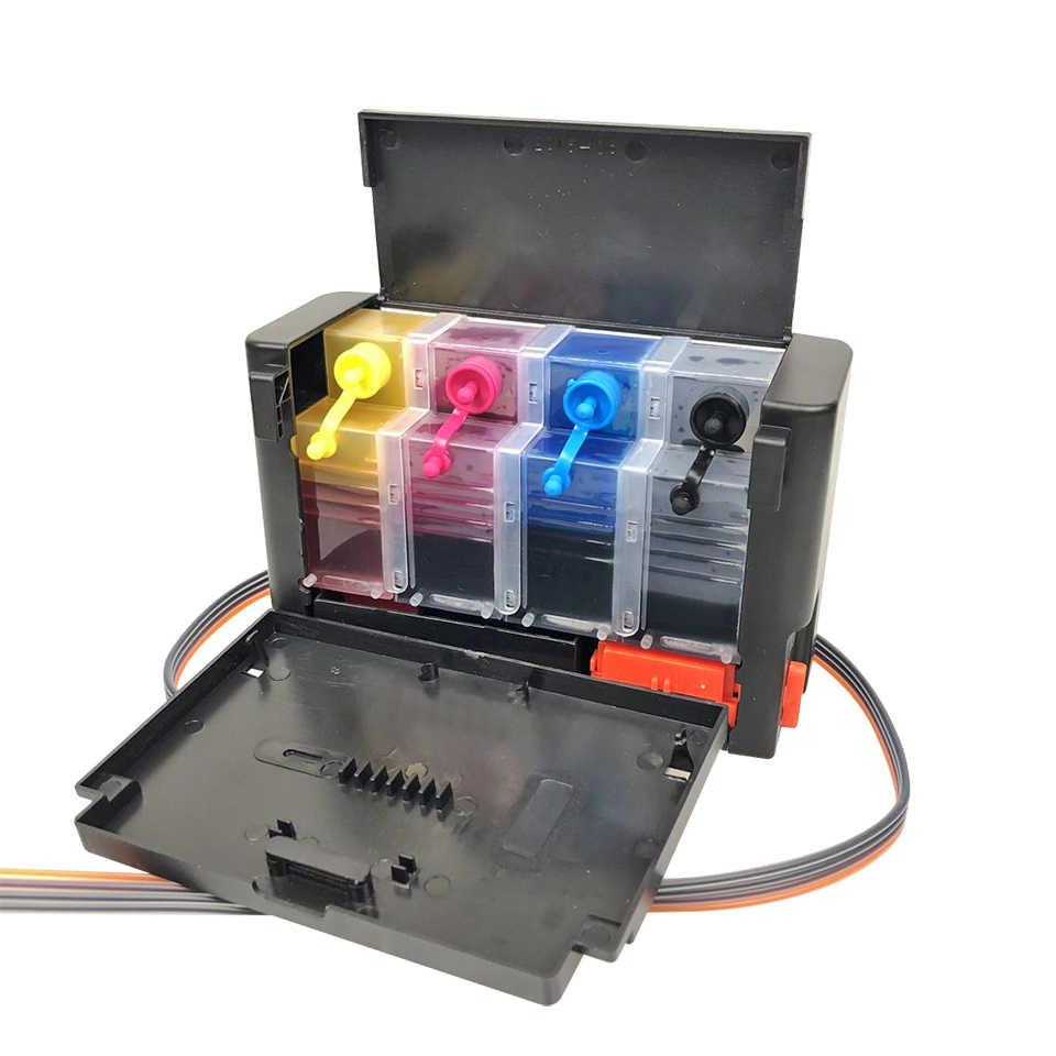 DMYON 60 CISS luzem atramentu zamiennik dla Hp 60 dla F2480 F2420 F4480 F4580 F4280 F4210 D2660 D2530 D2560 C4640 C4680 drukarki