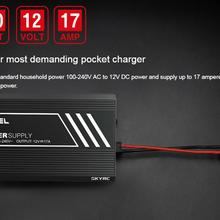 SKYRC 200W 17A Power Supply Adapter eFUEL PSU200 for SKYRC B6 Lite B6 Charger Model RC