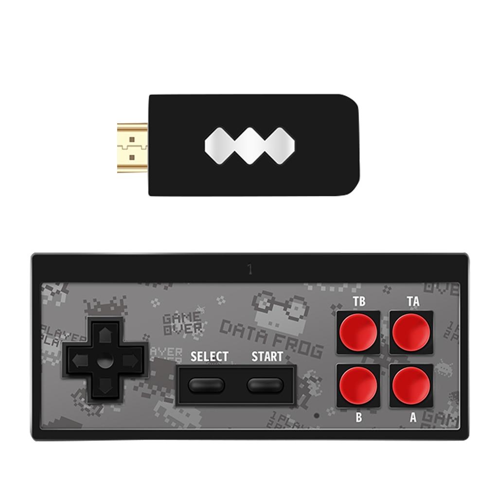 Retro Mini HD 4K TV Game Stick Console 568 Built-in Games Wireless Gamepad  HD Version