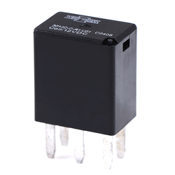 12V DC 301-1C-C-R1 U01 Automotive Relay 35A/20A 5Feet Coil Bistable Latching Relay DPDT 30VDC 2A 1A 125VAC HFD2/005-S-L2-D Realy