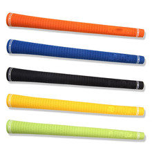 Golf Grip New Midsize and Standard New Multicompound Golf Grips High Quality Colorful Rubber Golf Club Wood grips