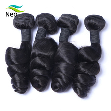 10A Burmese Loose Wave Bundles 100% virgin Hair Extensions Natural Black 1/3/4 Bundles Deal Human Hair Weave Bundles Weft