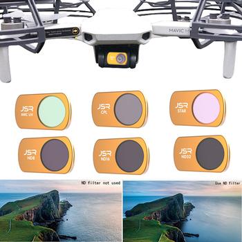 Dla DJI Mavic Mini Drone optyczny szklany obiektyw aparatu HD filtr KitUV CPL gwiazda ND8 16 32 dla DJI Mavic Mini akcesoria do aparatu tanie i dobre opinie BRDRC Aparat nie wliczone Dedykowane Kamery Kompatybilny Slr kompatybilny 1 6 0 cali