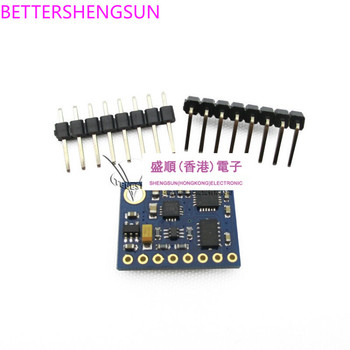 GY-850 9-axis DOF IMU sensor module 9-axis triaxial gyroscope 3-axis acceleration triaxial magnetism