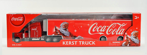 Coke Truck Alloy Container Alloy Big Truck Alloy Car Toy