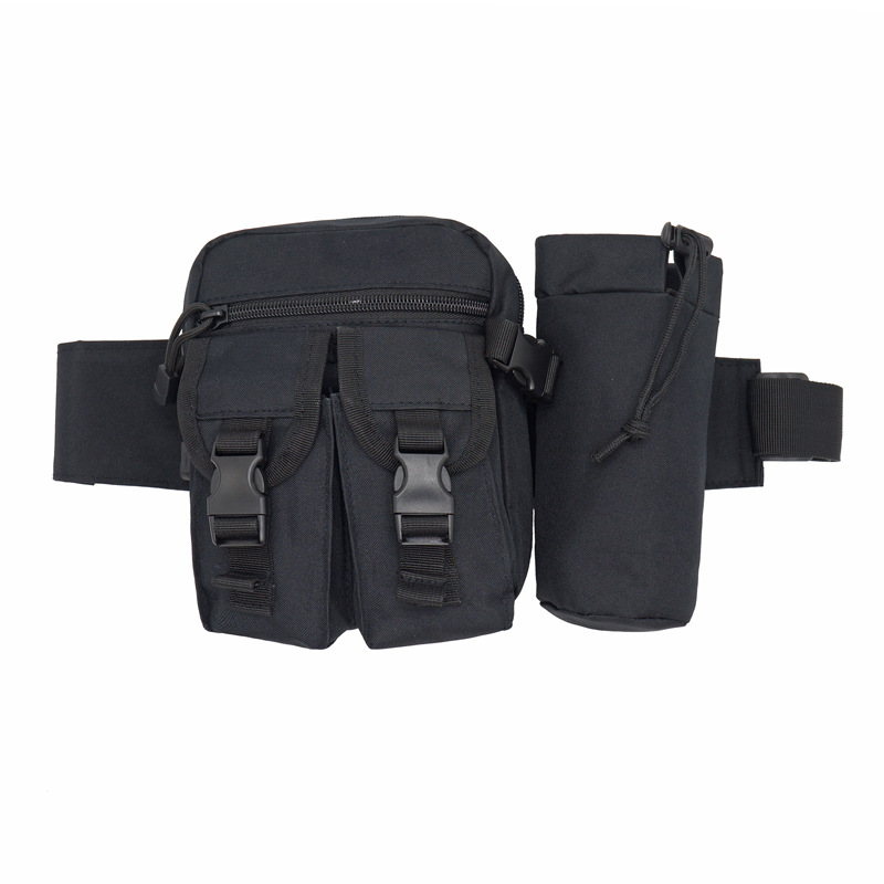 New Style Outdoor Sport Waist Bag Outdoor Camping Mountain Climbing Riding Tactical Waist Pack Multi-functional Pitcher Storgage
