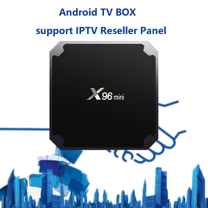 SAndroid TV BOX suppo...