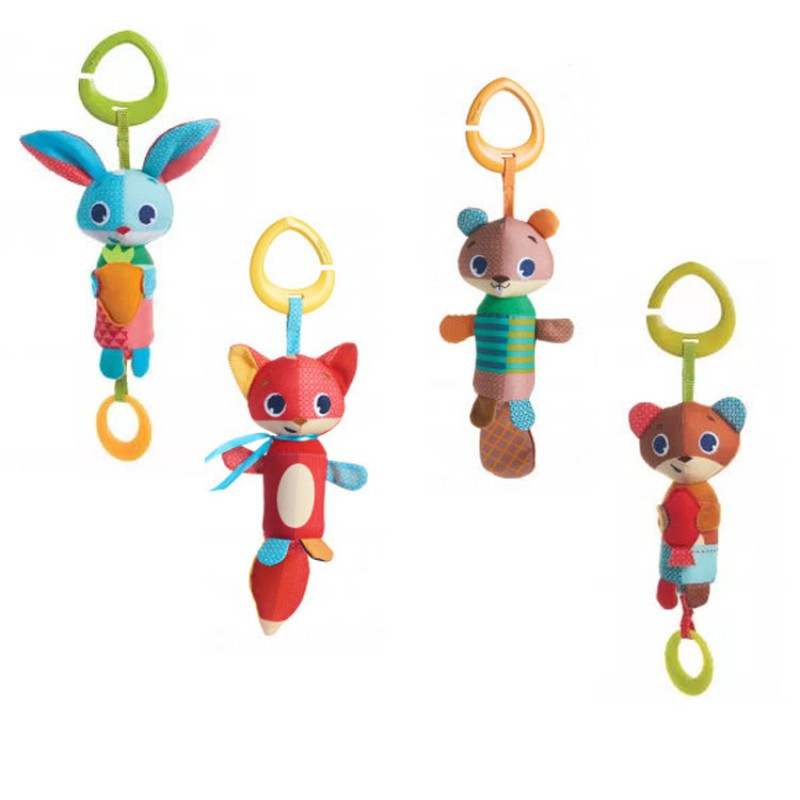 2020 Newborn Infrant Baby Toy Brinquedos Doll Toy Ring For Bell  Mobile Bed Plush Baby Campanula Stroller Educativo Kids Crib