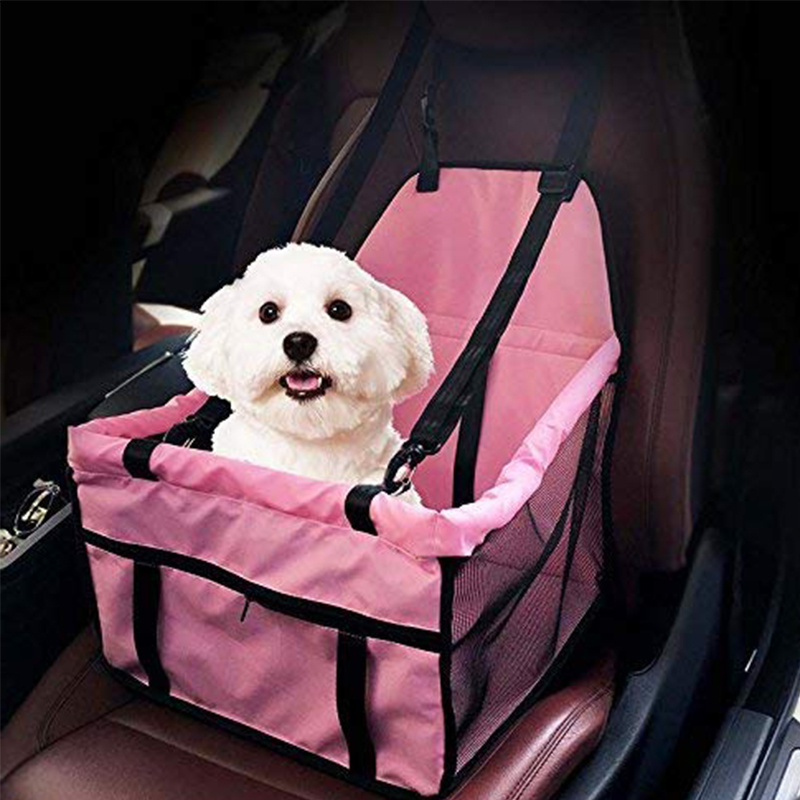 Best Discount #ebb28e - 42x42x25cm Waterproof Portable Booster Car Seat  Cover Basket Mat Auto Protector Puppy Travel Box Bag Dog Cat Pet Safe  Folding | Cicig.co