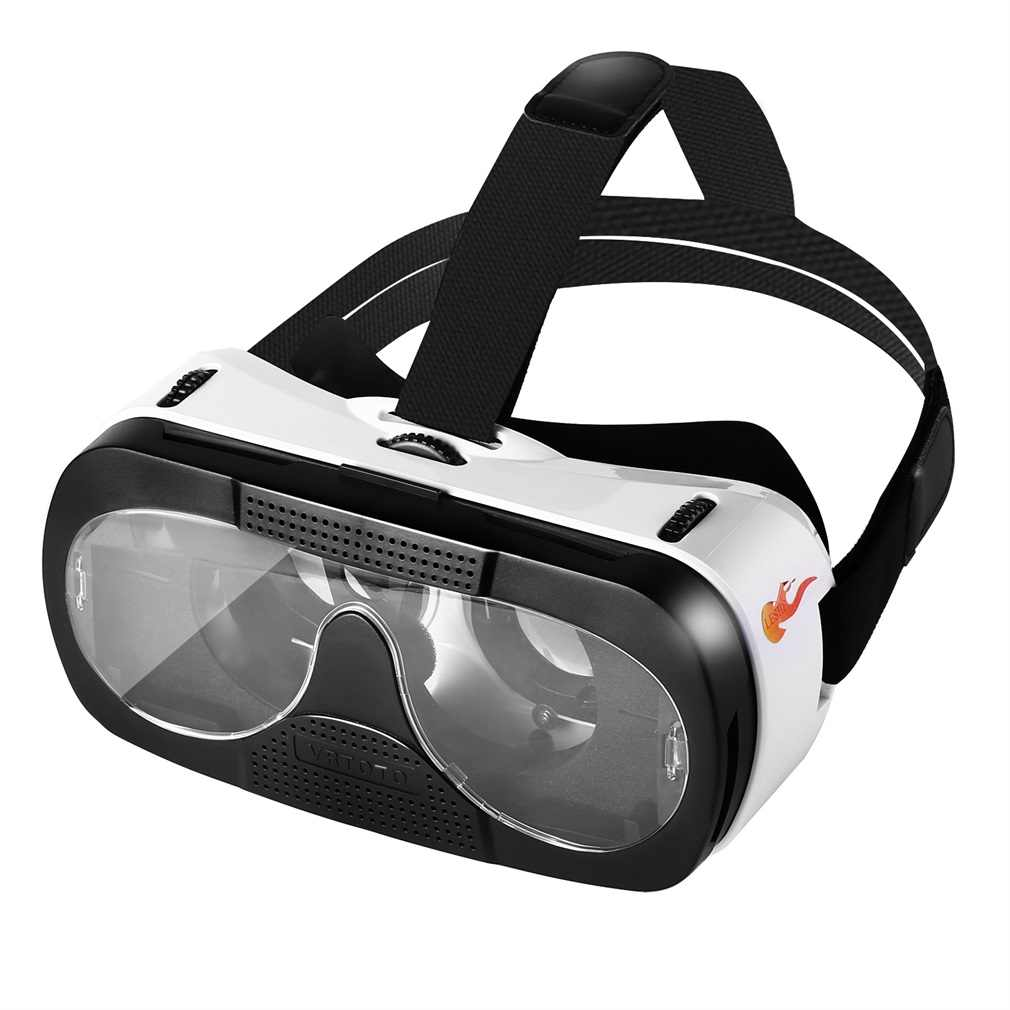 LESHP بلو راي زجاج عدسة ثلاثية الأبعاد VR نظارات الواقع الافتراضي سماعة فيلم لعبة مكافحة الأشعة فوق البنفسجية مكافحة الدوخة أفضل الحرارية