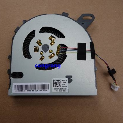 Laptop Cooling CPU Fan For Dell Vostro 5468 5568 Inspiron 15 7560 15-7560 0W0J85 Cooler Fan