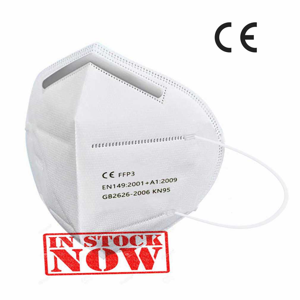 N95 Masks Protective Masks Four-Layer Filter Masks Ffp3 Ce Certification Anti-Fog And Dust-Proof