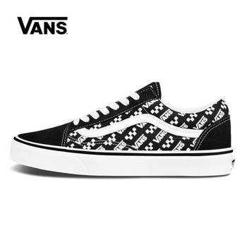 Vans Old Skool Men Shoes Original Vans Sneakers Unisex Vans Men's Shoes Skateboarding VN0A4U3BTEZ слипоны vans