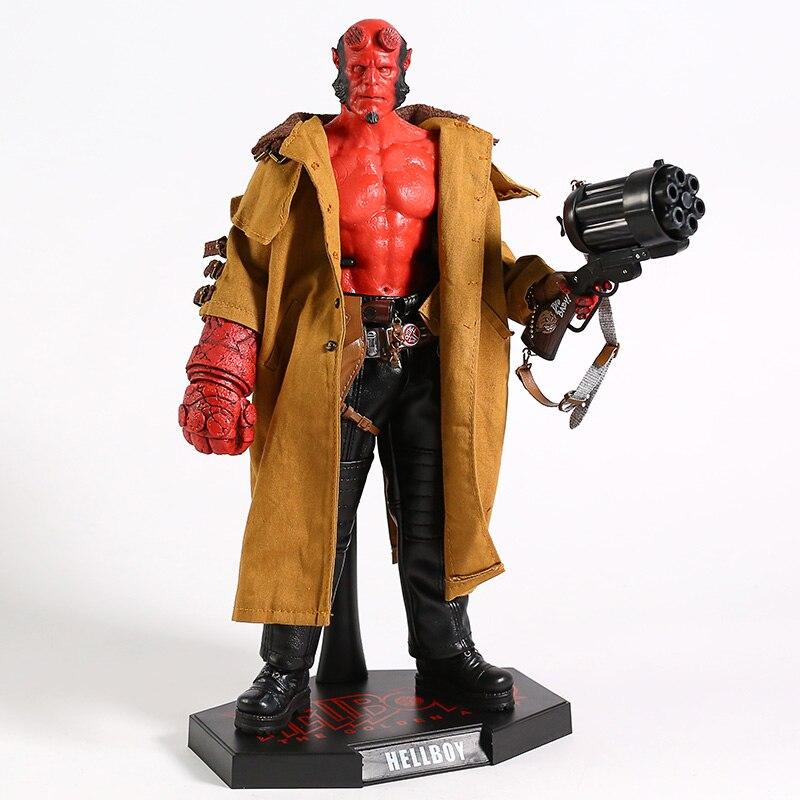 Hellboy II 2 The Golden Army 1/6 Bilancia 12 Action PVC Figure Da Collezione Model Toy - 4