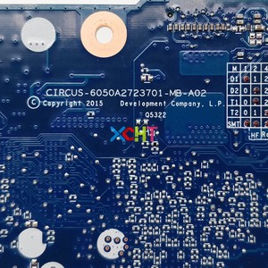 Image 5 - ل HP ProBook 640 650 G2 سلسلة 840717 001 840717 601 6050A2723701 MB A02 UMA ث i5 6300U وحدة المعالجة المركزية الكمبيوتر NB اللوحة الأم للكمبيوتر المحمول