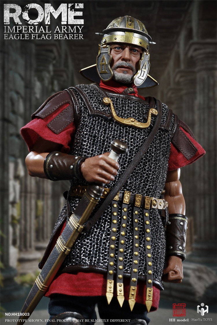 ZH009 Roman Empire Soldier 1//6 Scale Medieval Ancient Action Figure