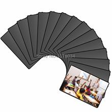 5pack Magnetic Picture Frames Photo Magnets with PVC Pocket Frigerator Magnetic Photo Frames 100x150mm