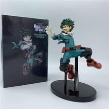 My Hero Academia Izuku Midoriya Deku 3th Ver. Aksiyon figürü PVC Collecion Shoto Bakugou Katsuki modeli oyuncak