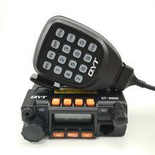 100% Оригинальный qyt kt 8900 дальний мини автомобиль радио