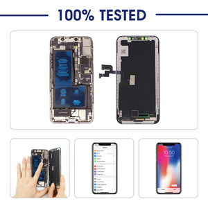 Image 5 - Grade AAA  LCD Screen For iPhone X LCD Display with 3D Touch Screen Digitizer Assembly Replacement