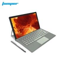 2 ב 1 Tablet PC Jumper EZpad ללכת 11.6 אינץ IPS תצוגת windows tablet 4GB RAM 64 GB/ 128GB Intel אפולו אגם N3450 tablet עם עט