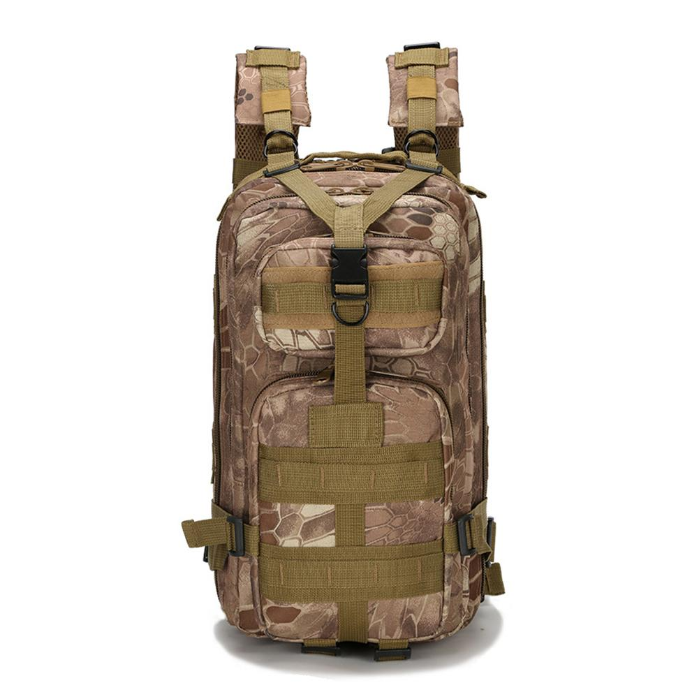2020 Tactical Military Camouflage Shoulders Bag Unisex Outdoor Travel Hiking Backpack  Free Shipping