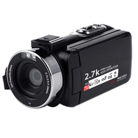 WIFI Digital Camera Portable Night Vision Digital Camcorder HDMI 4K Photo Professional 2.7K Video Camera 16X