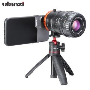 Image 5 - Ulanzi 17mm fil étui pour téléphone pour iPhone 12 11/11 Pro/11 Pro max Huawei P30 Pro Samsung Note 10 pour lentille anamorphe W étui
