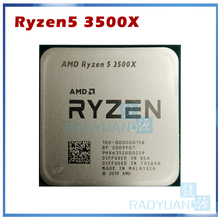 CPU Processor Amd Ryzen 5-3500x AM4 Six-Core 7NM 65W L3--32m 100-000000158-Socket R5