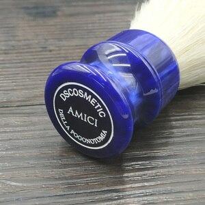 Image 5 - Щетка для бритья с резиновой ручкой dscosmetic 26 мм