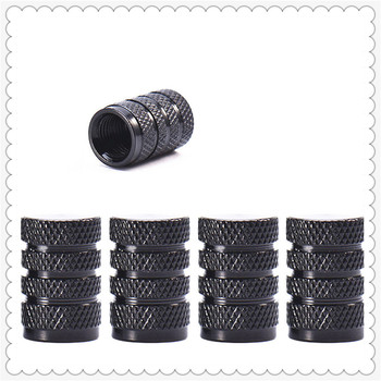 4Pcs car parts motorcycle bicycle valve tire cap for Volkswagen vw 2.0 TF Phaeton B5 B6 B7 Polo New Beetle Passat B6 image