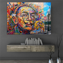 Unframed Posters and Prints Wall Art Canvas Painting,Fashion Street Art Posters Wall Art Pictures For Living Room Home Decor human organs anatomy chart posters and prints canvas art decorative wall pictures for living room home decor unframed painting