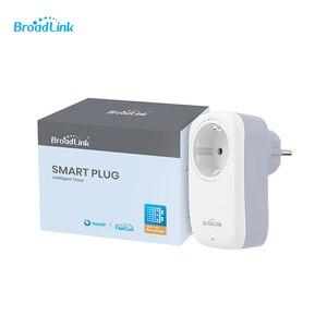 Image 4 - Broadlink SP3/SP4L ue Wifi gniazdo wtykowe inteligentne zdalne sterowanie bezprzewodowe sterowanie inteligentnym telefonem Smart home