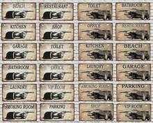 Cuadro de Metal de placa de matrícula de CALIFORNIA ROUTE 66, letreros de estaño Vintage para pared, cafetería, Bar, decoración artística para el hogar, 30x15cm, DC-0188A