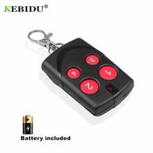 KEBIDU Universal 315/433/868MHZ Remote Control  Automatic Cloning Multifrequency PTX4 Copy Duplicator for Garage Gate Door