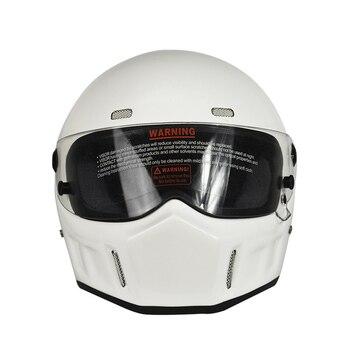 Cascos CRG ATV-1 para carreras De motos, máscara completa para Motocross
