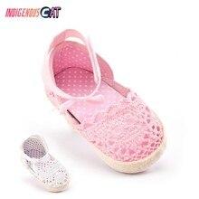 Baby Girl Newborn Shoes Spring Summer Sweet Very Light Mary Jane Big Bow Knitted Dance Ballerina Dress Pram Crib