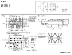 Image 5 - משלוח חינם חדש SKIIP32NAB12T1 SKIIP 32NAB12T1 מודול
