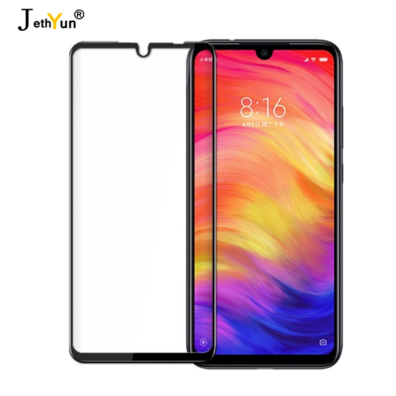 Full Cover Tempered Glass For Xiaomi Redmi Note 7 Pro Redmi 7 Note7 Note7pro 9D Protective Screen Ultrathin Protector Film