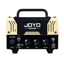 JOYO BantamP meteorito 20 vatios portátil Mini Amp para guitarra electrónica de doble canal guitarra amplificador de tubo de cabeza instrumento Musical