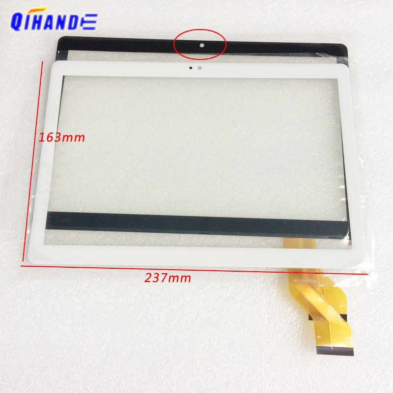 New Touch For 10.1'' Inch ZONNYOU ZN-107A/KT107 Tablet Capacitive Touch Screen MID Outer Digitizer Glass Panel