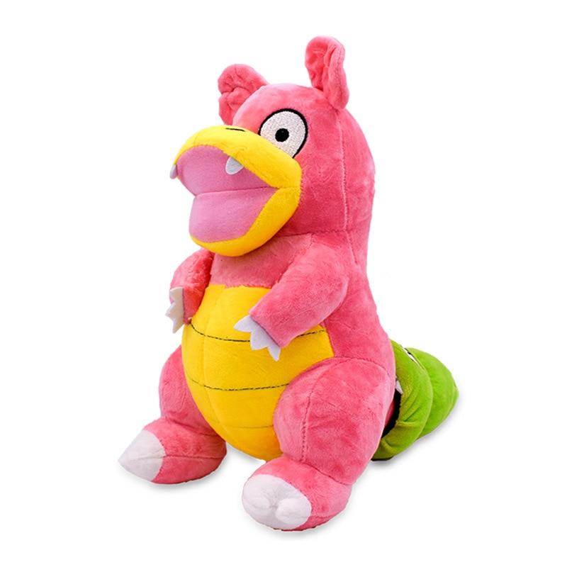 Takara Pokemon 30cm Slowbro Plush Toy Soft Stuffed Peluche Dolls Gift For Kids' Christmas