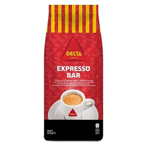Cafe Expresso Bar Delta 1 kilo 70% Natural 30% turrefacto