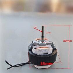 Profesjonalny wentylator wyciągowy do silnika do cieplejszego nagrzewnicy YJ58 20 mikro tarcza asynchroniczny silnik wentylatora akcesoria zamienne|Części do nagrzewnicy elektrycznej|   -