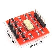 4 способа оптрон монтажная плата для Arduino Плата расширения высокого и низкого уровня изоляционный модуль с фотоэлементами