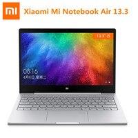 Original Global Version Xiaomi Mi Notebook Air 13.3 Intel Core i5 7200U CPU Quad Core 8GB 256GB Windows 10 Laptop Fingerprint